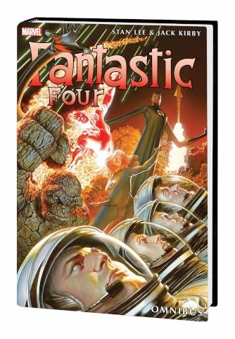 Fantastic Four Omnibus Vol. 3 (Ross Cover)