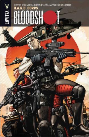 Bloodshot Vol. 4: H.A.R.D. Corps