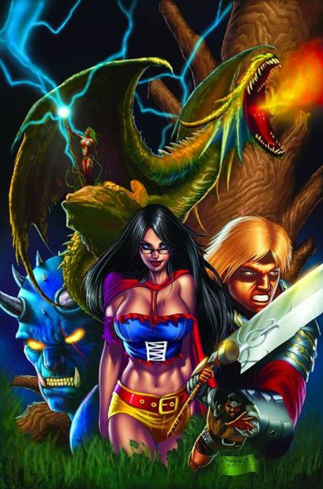Grimm Fairy Tales Vol. 10