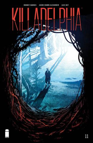 Killadelphia #11 (Alexander Cover)
