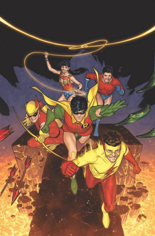 DC Presents Titans Hunt 100 Page Spectacular #1