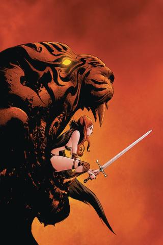 Red Sonja #14 (Lee Virgin Cover)