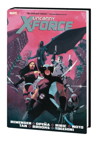 Uncanny X-Force by Remender (Omnibus)