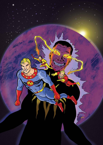 Miracleman Annual #1 (Smith Cover)