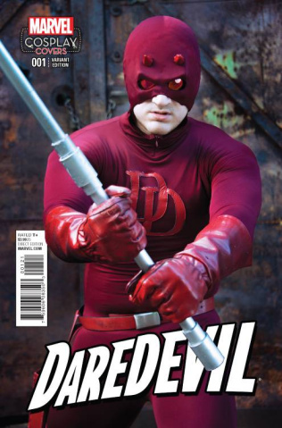 Daredevil #1 (Cosplay Cover)