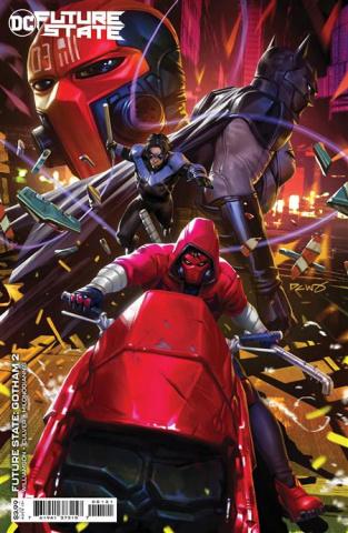 Future State: Gotham #2 (Derrick Chew Card Stock Cover)