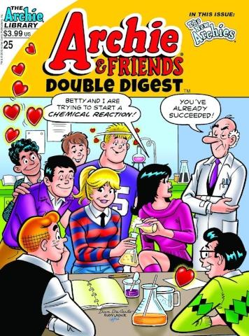 Archie & Friends Double Digest #25