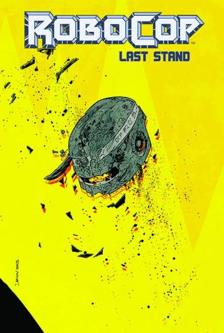 RoboCop: Last Stand #8