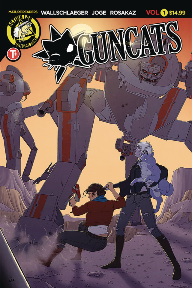 Guncats Vol. 1