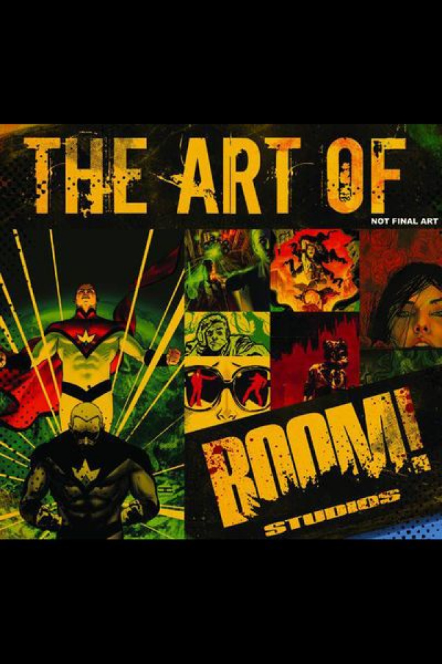 The Art of Boom Studios