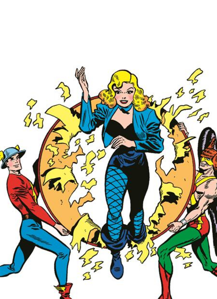 Black Canary: Bird of Prey