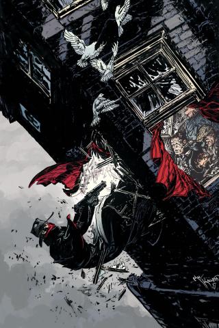 The Shadow #1 (50 Copy Kaluta Virgin Cover)