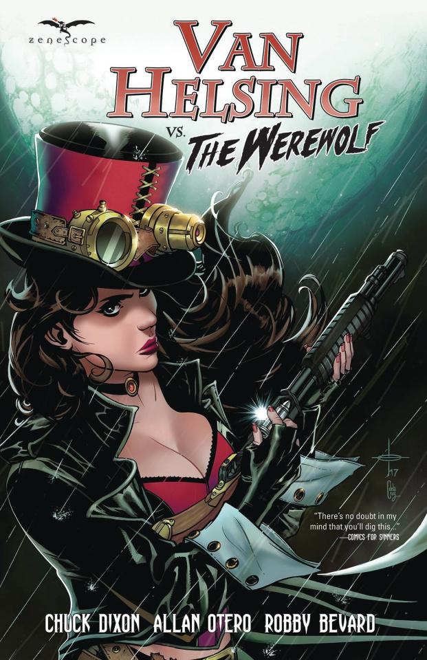 Van Helsing vs. The Werewolf