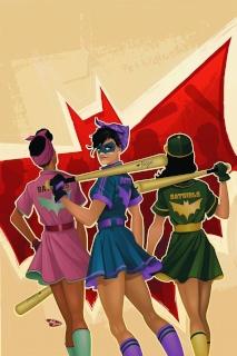 DC Comics Bombshells #7