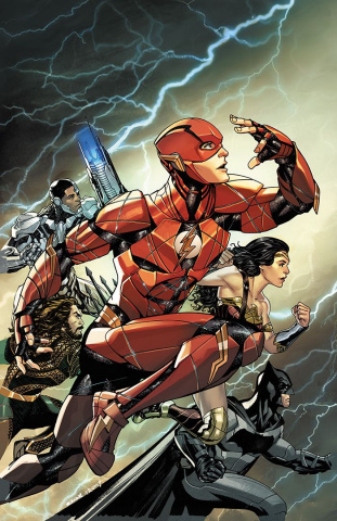 The Flash #34 (Variant Cover)