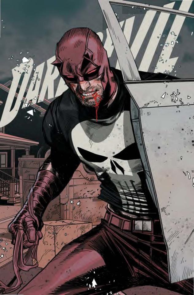 Daredevil #5 (Checchetto 2nd Printing)