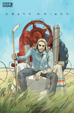 Grass Kings #1 (Staples Cover)