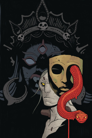 Frankenstein Undone #4 (Stenbeck Cover)