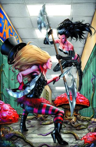 Grimm Fairy Tales: Wonderland #18 (Eric J Cover)