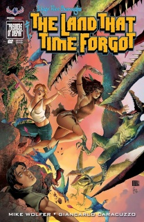 The Land That Time Forgot #2