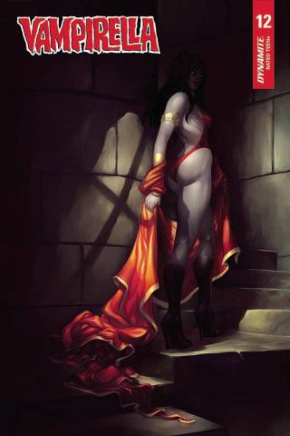 Vampirella #12 (Hetrick Cover)