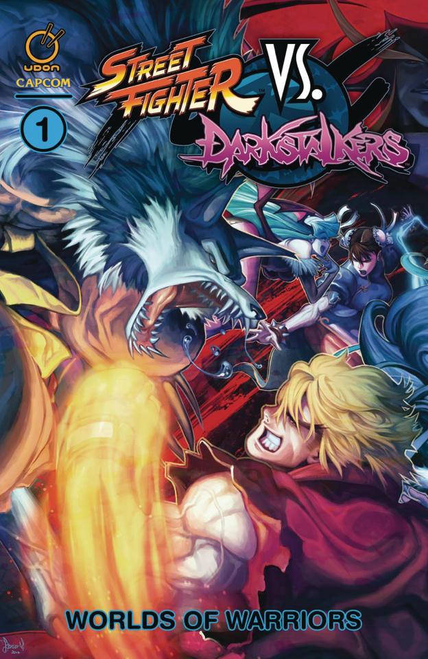 Street Fighter vs. Darkstalkers Vol. 1