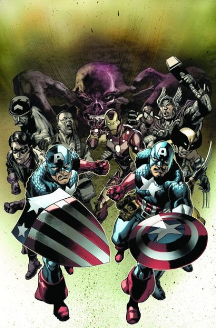 Captain America: 70th Anniversary Magazine #1