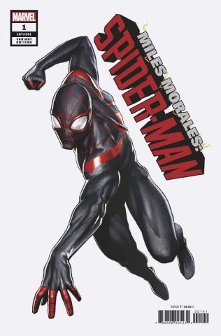 Miles Morales: Spider-Man #1 (Granov Cover)