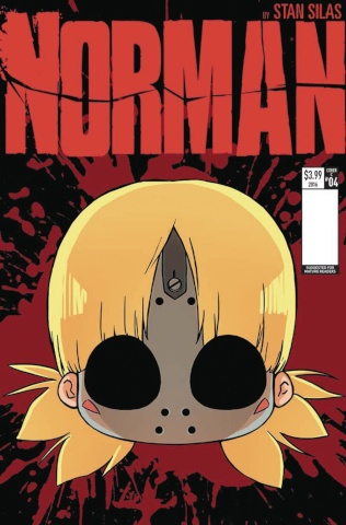 Norman #4 (Da Moon Cover)