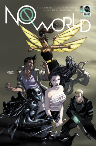 No World #3 (Gunderson Cover)