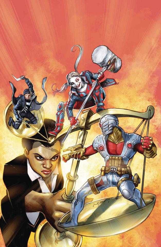 Suicide Squad: War Crimes Special #1