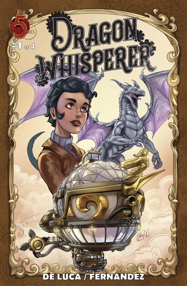 Dragon Whisperer #1