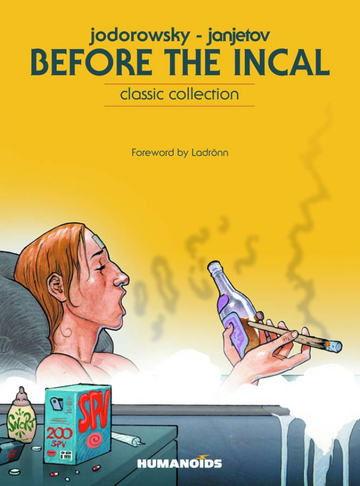 Before the Incal: Classic Collection
