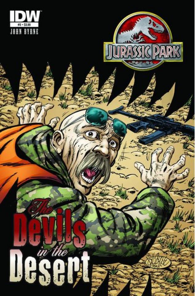 Jurassic Park: Devils in the Desert #3