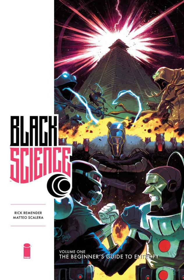 Black Science Vol. 1 (Remastered Edition)