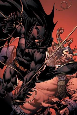 Batman: The Dark Knight #7