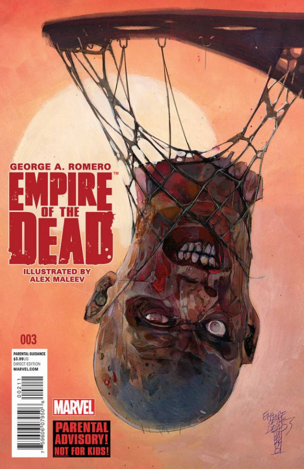 Empire of the Dead: Act One #3