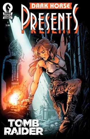 Tomb Raider #1 (Joelle Jones Cover)