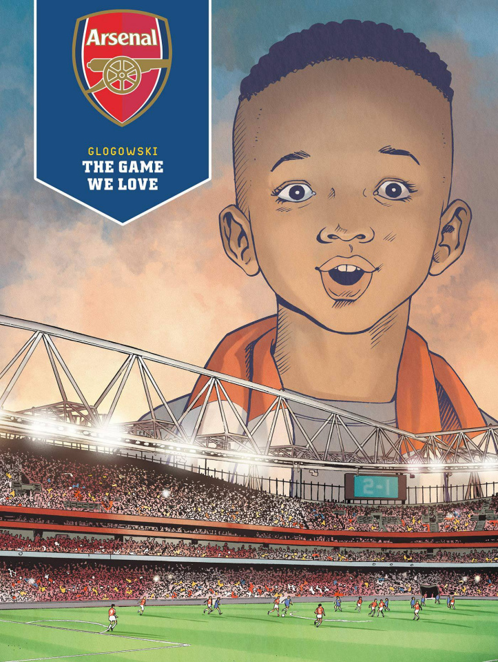 Arsenal: The Game We Love