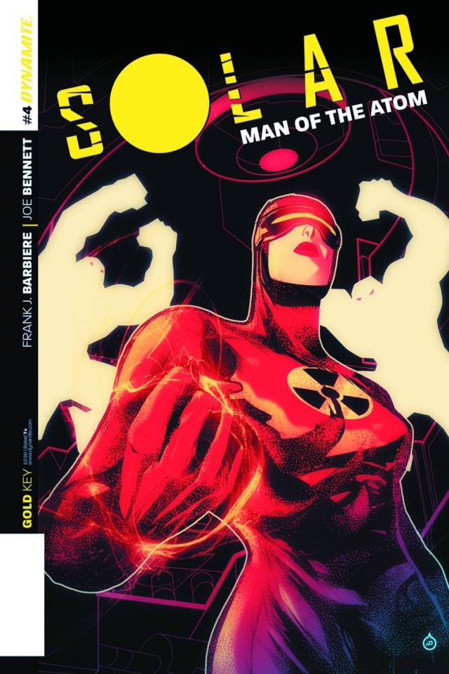 Solar: Man of the Atom #4