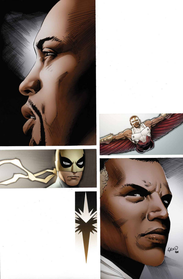 The Mighty Avengers #6