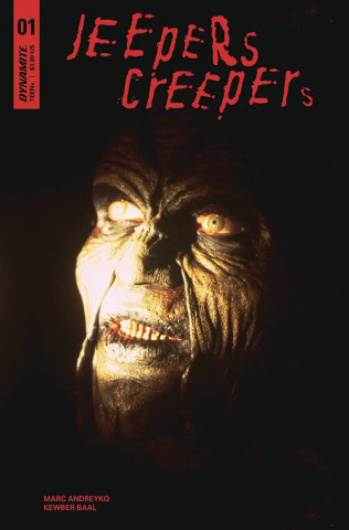 Jeepers Creepers #1 (Photo Cover)