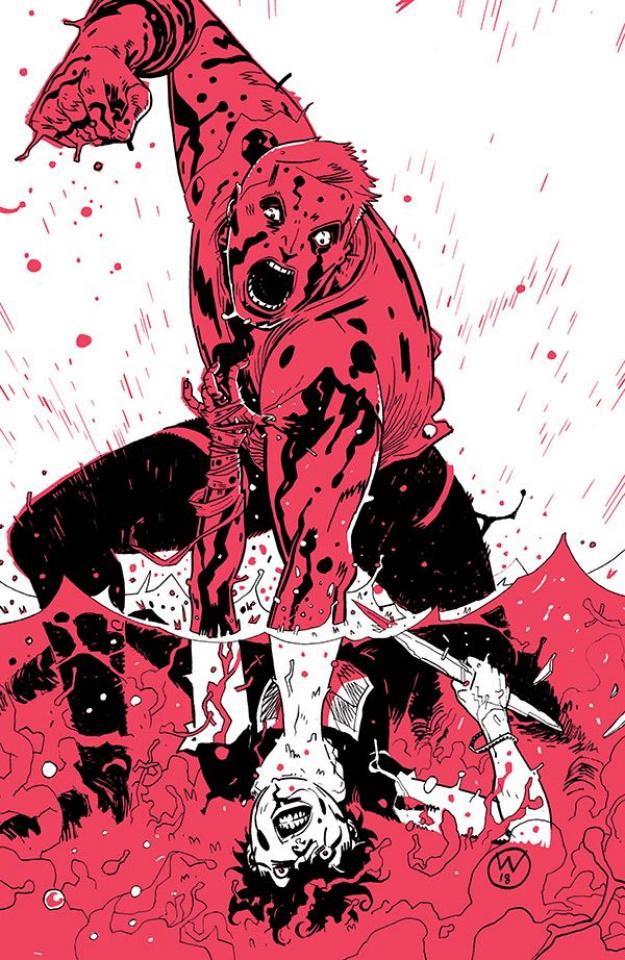 Deadly Class #34 (Virgin Cover)