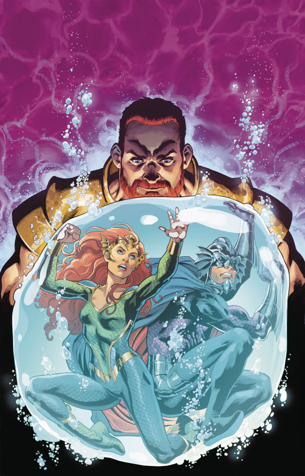 Mera: Queen of Atlantis #4