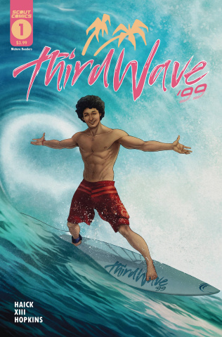 Third Wave '99 #1 (Louis XIII Cover)