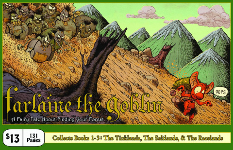 Farlaine the Goblin Vol. 1