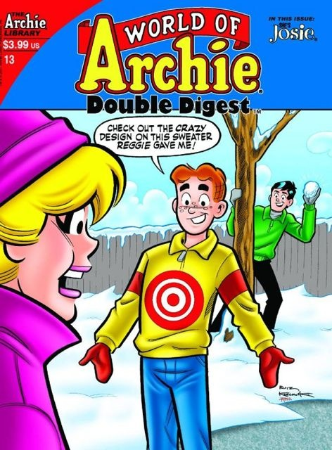 World of Archie Double Digest #13