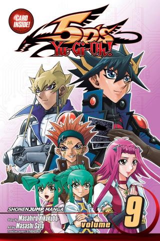 Yu-Gi-Oh! 5Ds Vol. 9