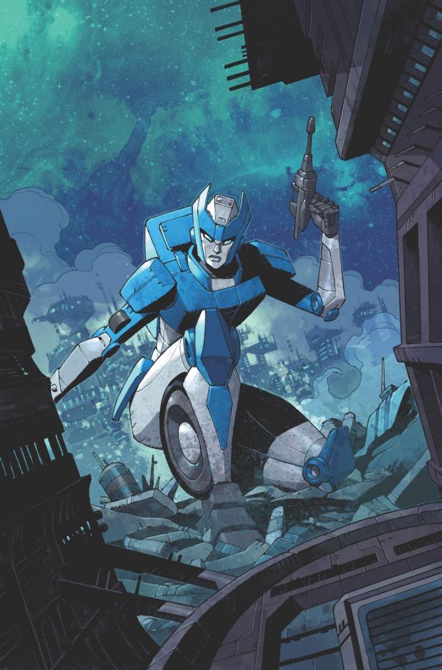 The Transformers #2 (Daniel Cover)