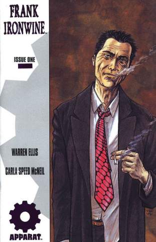 Frank Ironwine #1 (Purple Foil Cover)